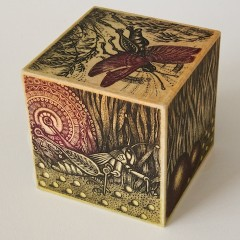 Prairie Dancer Cube